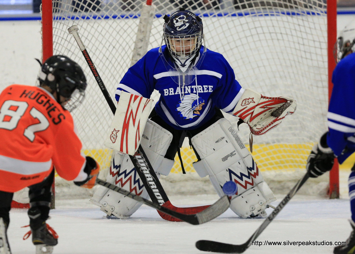 2018 Lobster Pot Hockey Tournament Player Action Shots Photo Package | SilverPeak Studios