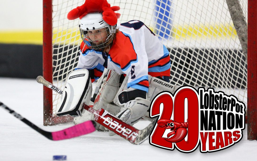 The 20th Annual Lobster Pot Mite Hockey Tournament