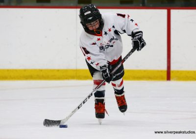 SilverPeak Studios Berkshire Thanksgiving Classic Mite Hockey Jamboree Capitals Hockey