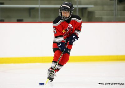 SilverPeak Studios Berkshire Thanksgiving Classic Mite Jamboree Hockey Photo 1