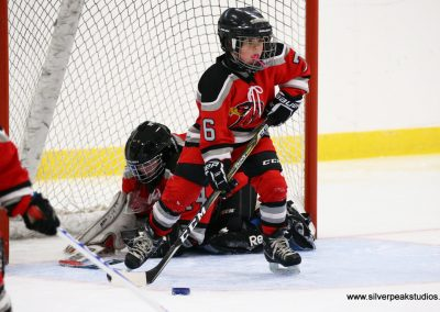 SilverPeak Studios Berkshire Thanksgiving Classic Mite Jamboree Hockey Photo 4
