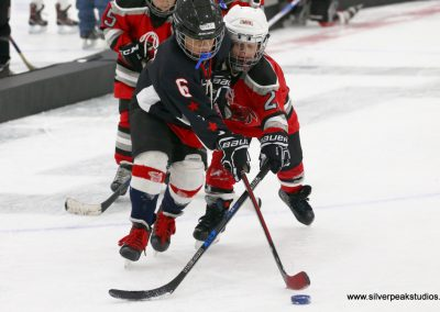 SilverPeak Studios Berkshire Thanksgiving Classic Mite Jamboree Photo Capitals vs Hawks 2