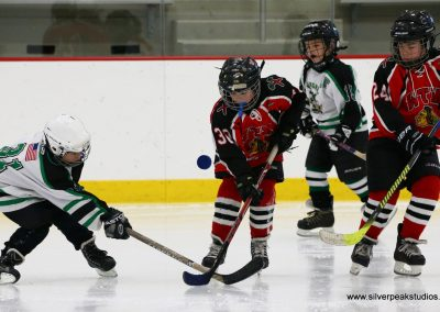 SilverPeak Studios Berkshire Thanksgiving Classic Mite Jamboree Photo WTM vs Rattlers Hockey