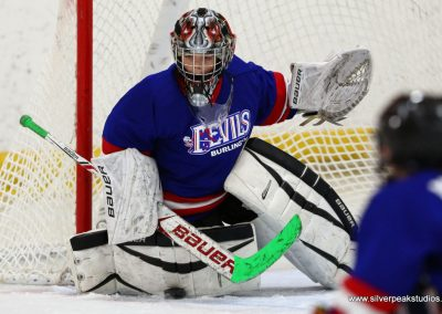 SilverPeak Studios Turkey Day Classic Burlington Goalie