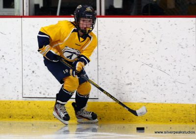 SilverPeak Studios Turkey Day Classic Hockey Tournament Andover Player 1