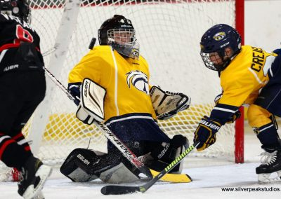 SilverPeak Studios Turkey Day Classic Hockey Tournament Andover Save