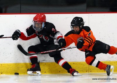 SilverPeak Studios Turkey Day Classic Hockey Tournament Woburn vs Winchester