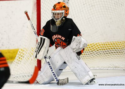 SilverPeak Studios Turkey Day Classic Woburn Squirt Goalie