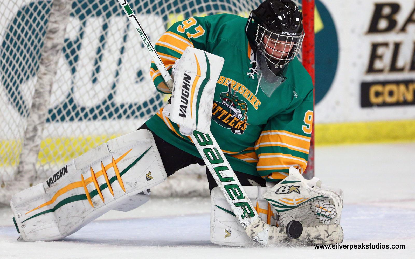 SilverPeak Studios Berkshire Rattlers Hockey Action Photo 10