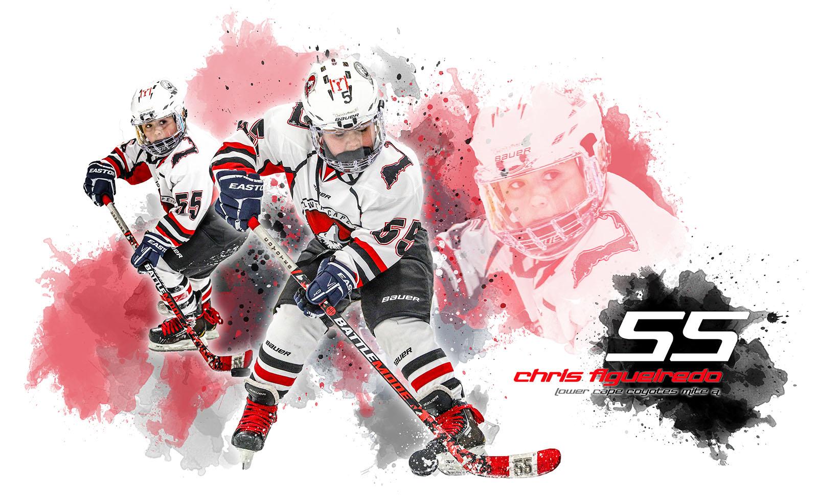 SilverPeak-Studios-Paint-Spatter-Hockey-Poster-Painting-Artwork-Sportrait-Player-Coyotes-Low-Res