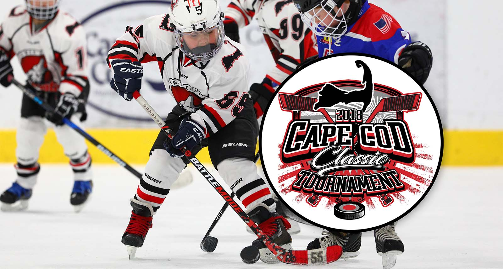 Cape Cod Hockey Tournaments by Sean Cowing