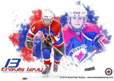 Levy_SilverPeak Studios Action Shot Sportrait