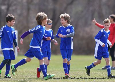 SilverPeak Studios - Scituate Town Soccer - Action Photos Soccer April 2018