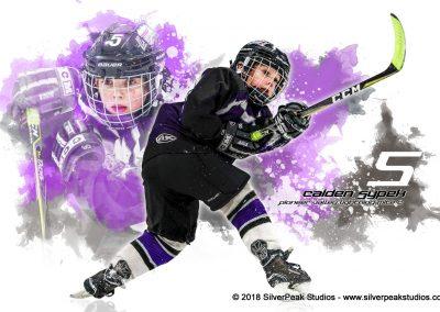 Sypek_SilverPeak Studios Action Shot Sportrait