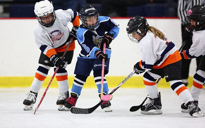 Columbus Day Invitational – Rhode Island Sting – Girls Hockey Tournament