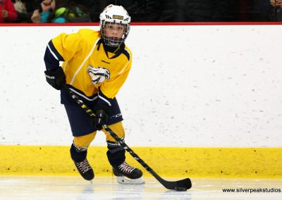 SilverPeak Studios Turkey Day Classic Hockey Tournament Andover Player