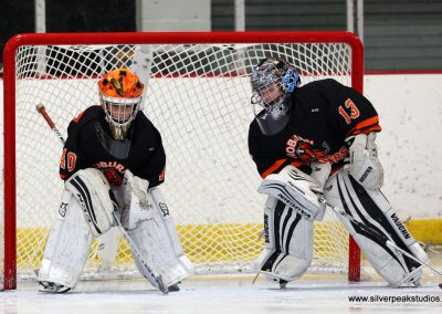 SilverPeak Studios Turkey Day Classic Hockey Tournament Goalies Woburn