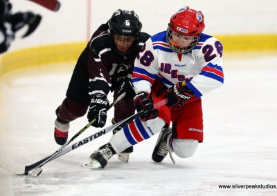 SilverPeak Studios Turkey Day Classic Hockey Tournament Tewksbury Jr Redmen