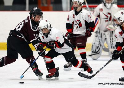 SilverPeak Studios Turkey Day Classic Hockey Tournament Winchester vs Chelmsford