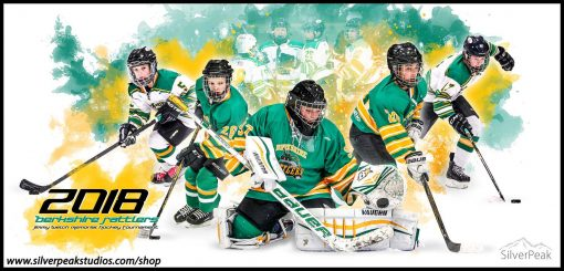 Berkshire Rattlers Hockey Squirt Goalie