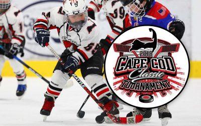 Cape Cod Classic Mite Hockey Tournament March 9-11 2018