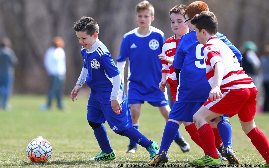 Scituate vs Hingham – Town Soccer Union Street Field