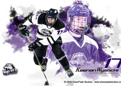 Wysocki_SilverPeak Studios Action Shot Sportrait