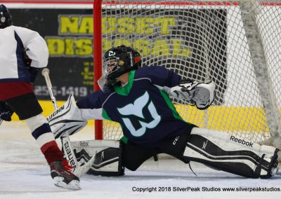 SilverPeak Studios Warrior Cup 2018 Game Highlight Photo Action Shots Hockey WAR_1759 Belmont Youth Hockey vs Newport Whalers Squirt A