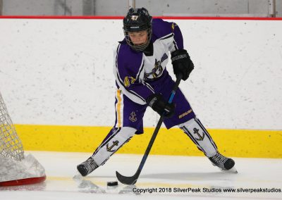 SilverPeak Studios Warrior Cup 2018 Game Highlight Photo Action Shots Hockey WAR_2580 Northern Cyclones vs Marthas Vineyard Peewee A