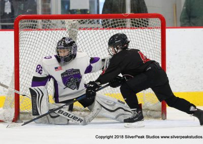 SilverPeak Studios Warrior Cup 2018 Game Highlight Photo Action Shots Hockey WAR_3079 Dedham vs Jr Crusaders Peewee A