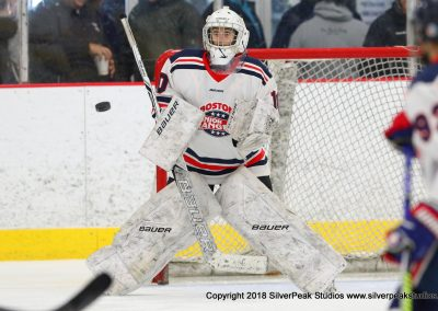 SilverPeak Studios Warrior Cup 2018 Game Highlight Photo Action Shots Hockey WAR_4082 Marthas Vineyard vs Boston Jr Rangers Bantam A