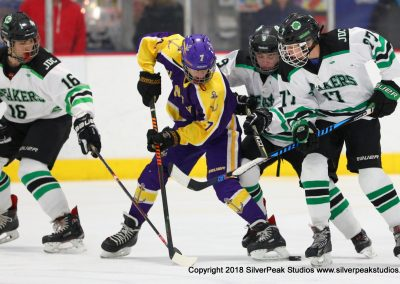 SilverPeak Studios Warrior Cup 2018 Game Highlight Photo Action Shots Hockey WAR_6240 Marthas Vineyard vs Baystate Breakers Bantam A Championship