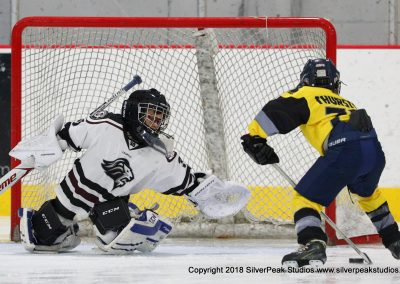 SilverPeak Studios Warrior Cup 2018 Game Highlight Photo Action Shots Hockey WAR_7520 Conquistador vs Chelmsford Peewee B