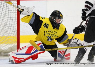 SilverPeak Studios Warrior Cup 2018 Game Highlight Photo Action Shots Hockey WAR_7675 Conquistador vs Chelmsford Peewee B