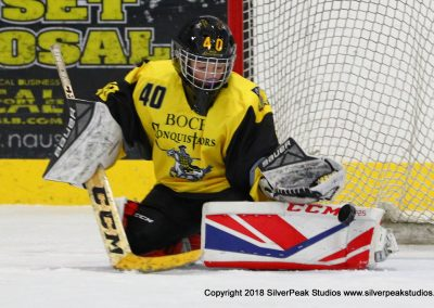 SilverPeak Studios Warrior Cup 2018 Game Highlight Photo Action Shots Hockey WAR_7963 Conquistador vs Chelmsford Peewee B