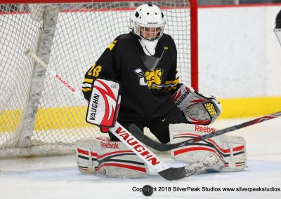 SilverPeak Studios Warrior Cup 2018 Game Highlight Photo Action Shots Hockey WAR_9052 Brewins vs Boston Jr Rangers Bantam A