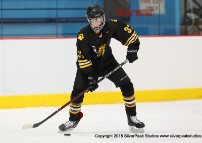 SilverPeak Studios Warrior Cup 2018 Game Highlight Photo Action Shots Hockey WAR_9479 Brewins vs Boston Jr Rangers Bantam A
