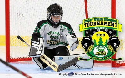 Jimmy Welch Memorial Hockey Tournament February 1-3 2019