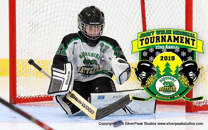 Jimmy Welch Memorial Hockey Tournament February 1-3 2019