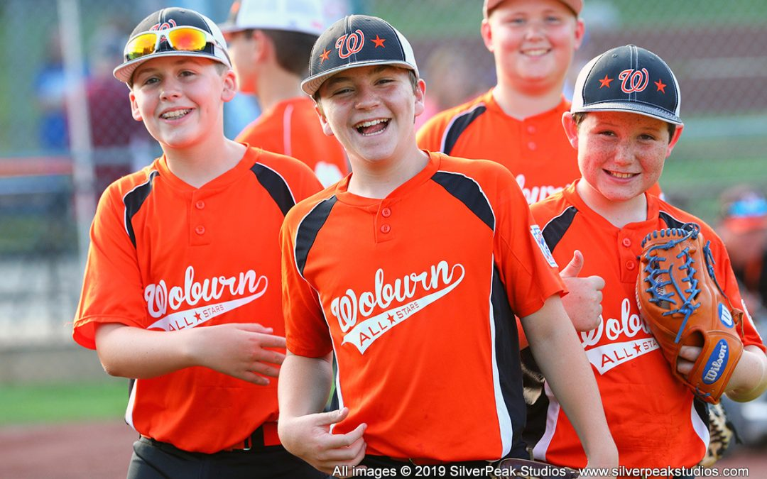 2019 State Little League Finals at the Field of Dreams – Middleboro, Massachusetts