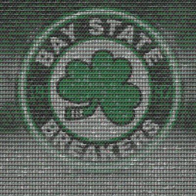 Baystate Breakers Mosaic Logo 8x8